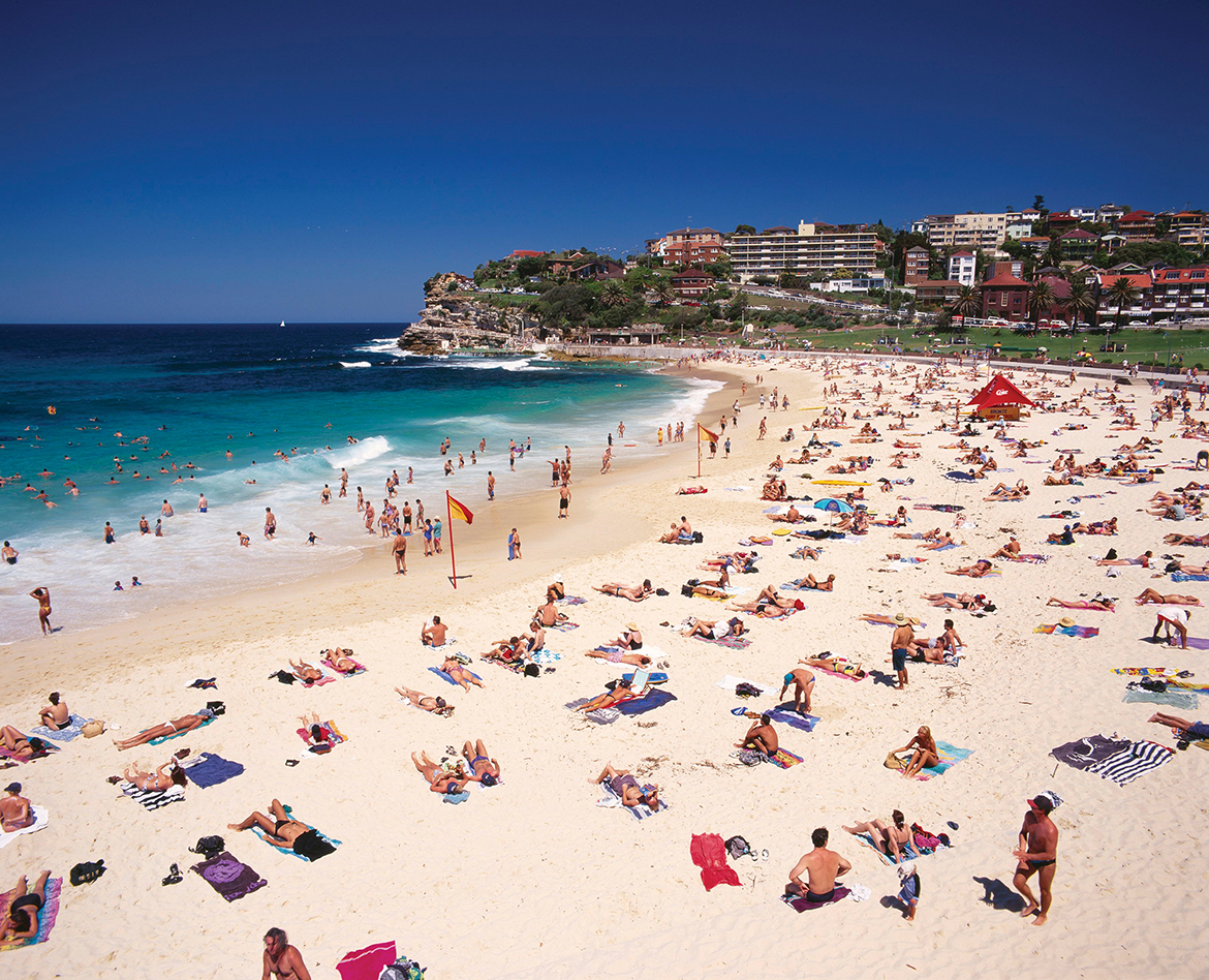 Sydney beach life (Photo: Tourism Australia)